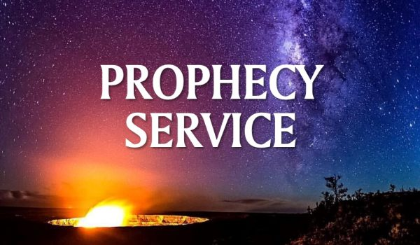 PROPHECY SERVICEJAN 24Register Now