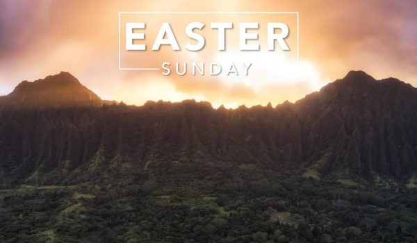 EASTER SERVICE AT PALAMA Apr 4, 9am WATCH ONLINE